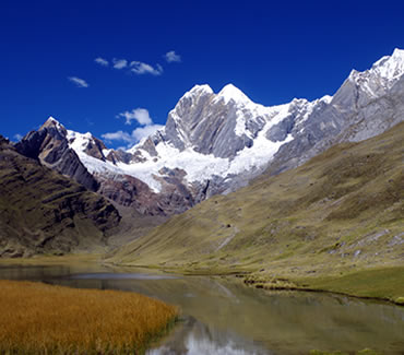 Huayhuash Reserves Zone Peru